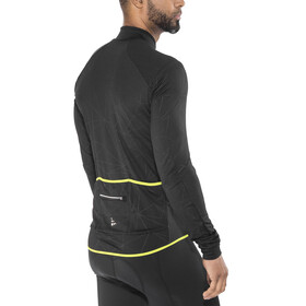 Craft Reel Thermal Jersey Men Black/Flumino